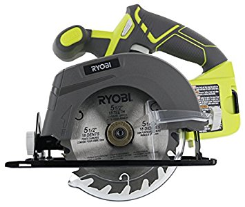 Ryobi one p505 18v lithium ion cordless 5 12 4700 rpm circular ryobi one p505 18v lithium ion cordless 5 12 4700 rpm circular saw battery not included power tool only i like it but a little heavy keyboard keysfo Gallery