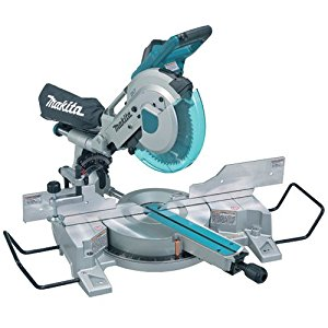 Makita ls1016l 10 inch dual slide compound miter saw laser not for first used to cut stair risers and treads and to install 34 hardwood flooring in second floor of my house saw was very accurate and greentooth Images